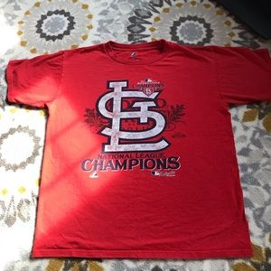 Other - Red St. Louis Cardinals T shirt